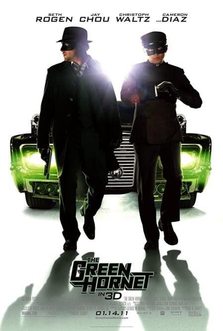 The Green Hornet (2011)Mp-4 X264 Dvd-Rip 480p AACDSD
