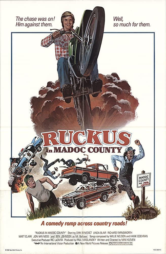 Ruckus 1980 DVDRip XViD