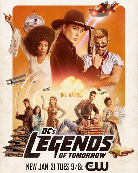 DCs Legends of Tomorrow S05E14 WEB H264-BTX