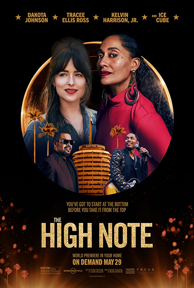 The High Note 2020 WEB-DL XviD AC3-FGT