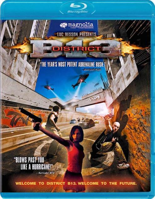 District 13 (2004) 720p BluRay x264 Dual Audio English Hindi ESubs-DLW