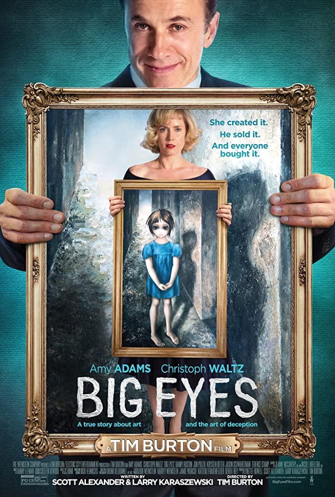 Big Eyes 2014 1080p BluRay x265-RARBG