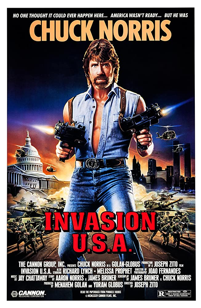 Invasion U S A (1985) [720p] [BluRay] [YTS MX]