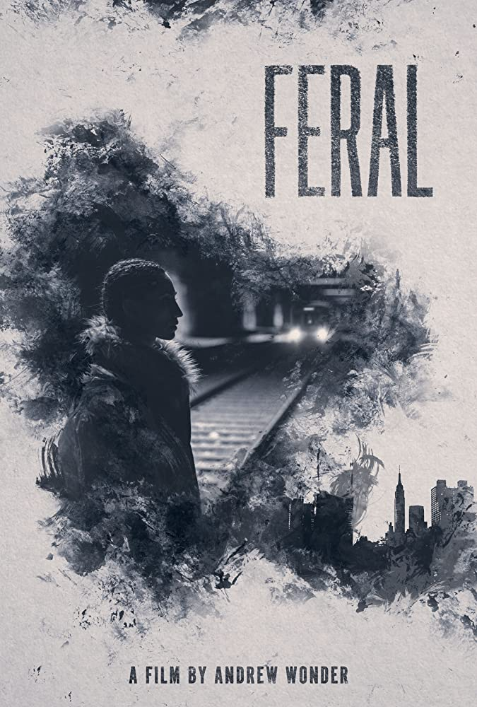 Feral 2019 720p WEB-DL XviD AC3-FGT
