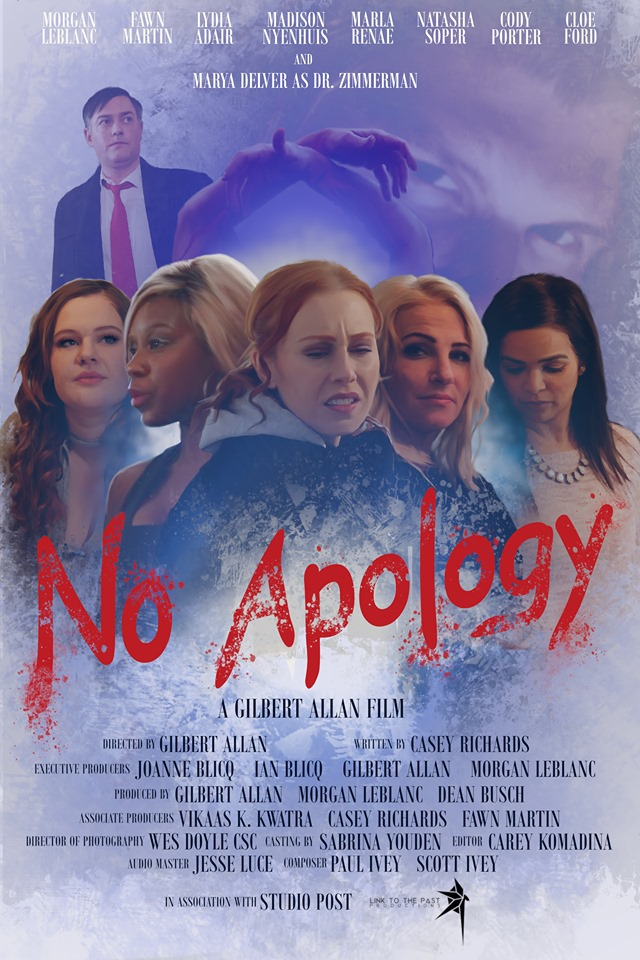 No Apology 2019 720p WEB-DL XviD AC3-FGT