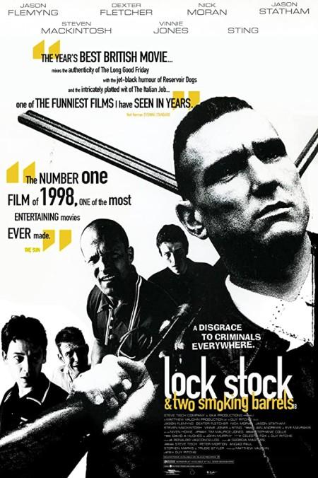 Lock Stock and Two Smoking Barrels 1998 720p BluRay x264-Mkvking