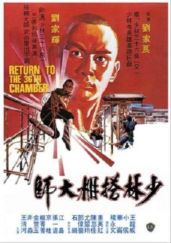 Return to the 36th Chamber (1980) [720p] [BluRay] [YTS MX]