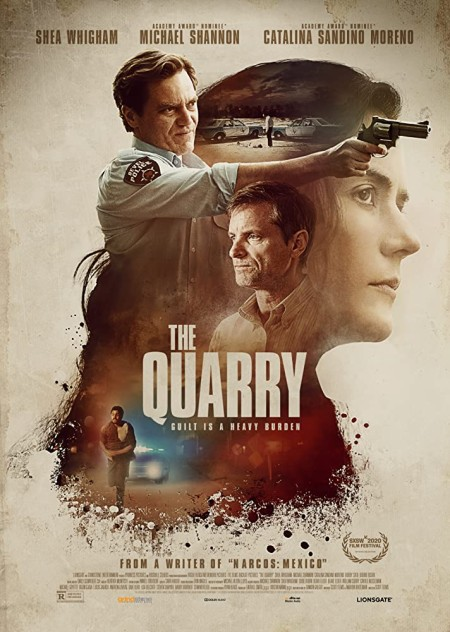The Quarry (2020) BRRip XviD AC3-EVO