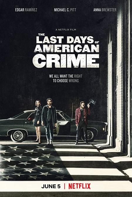 The Last Days of American Crime 2020 HDRip XviD B4ND1T69
