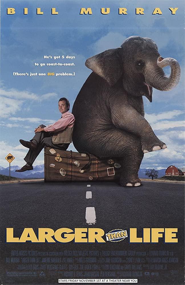 Larger Than Life 1996 [720p] [BluRay] YIFY