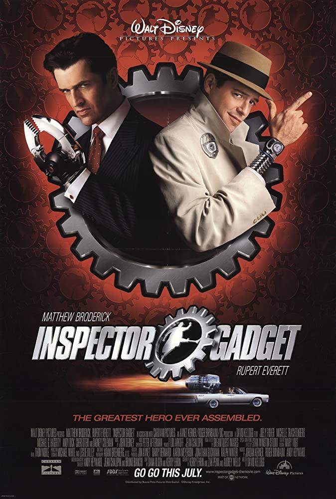 Inspector Gadget 1999 1080p WEBRip x265-RARBG
