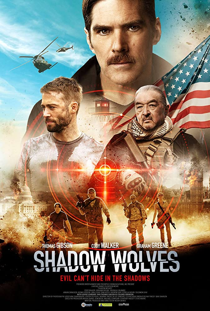 Shadow Wolves (2019) [720p] [BluRay] [YTS MX]