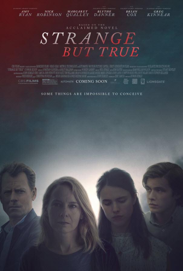 Strange But True (2019) [720p] [BluRay] [YTS MX]