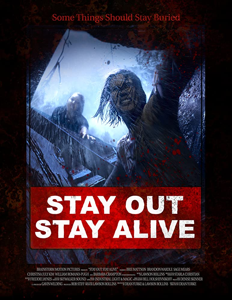 Stay Out Stay Alive (2019) [720p] [WEBRip] [YTS MX]
