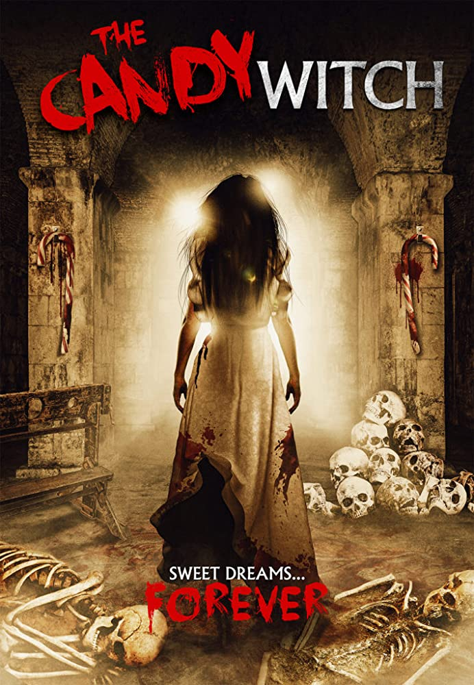 The Candy Witch 2020 720p WEBRip 800MB x264-GalaxyRG