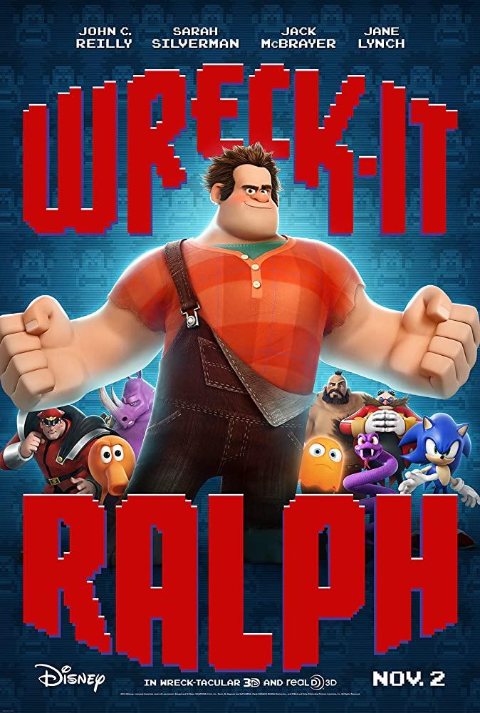 Wreck-It Ralph 2012 720p 10bit BluRay 6CH x265 HEVC-PSA