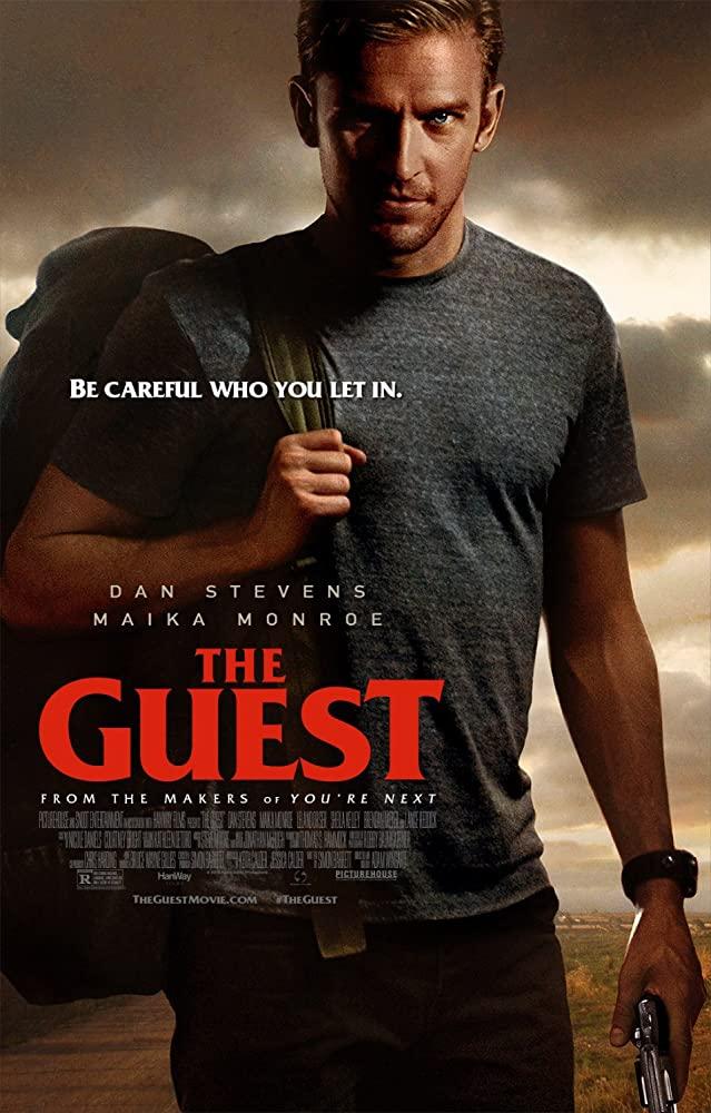 The Guest 2014 1080p BluRay x265-RARBG
