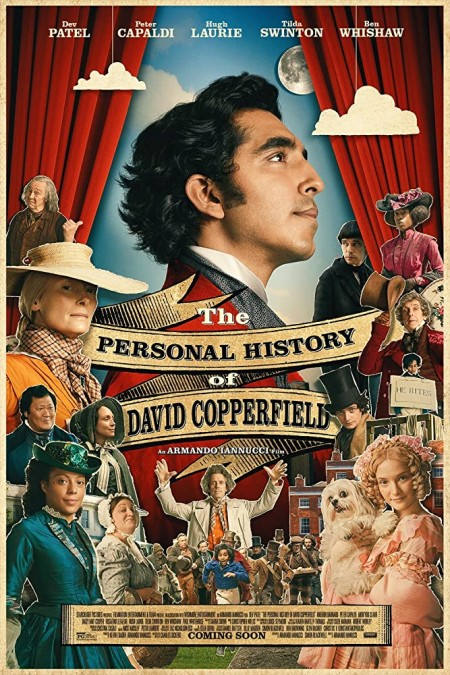 The Personal History of David Copperfield (2019) BDRip X264-AMIABLE