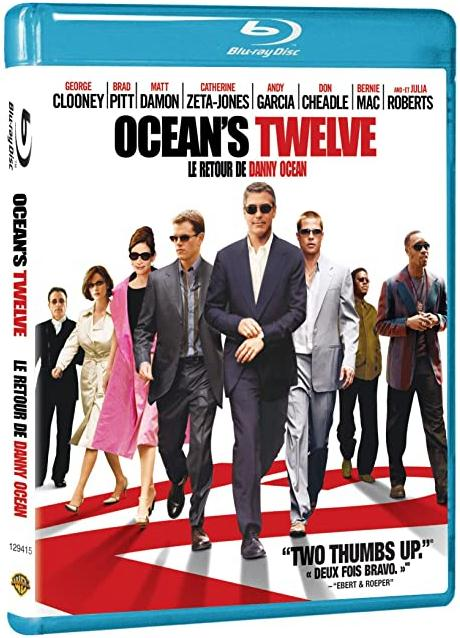 Oceans Twelve (2004) 720p Bluray x264 Dual Audio Hindi DD2.0 English DD5.1 ESub 1.3GB-MA