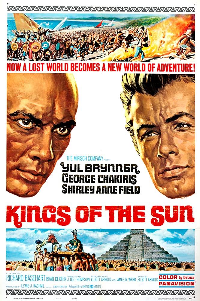 Kings of the Sun (1963) [720p] [BluRay] [YTS MX]