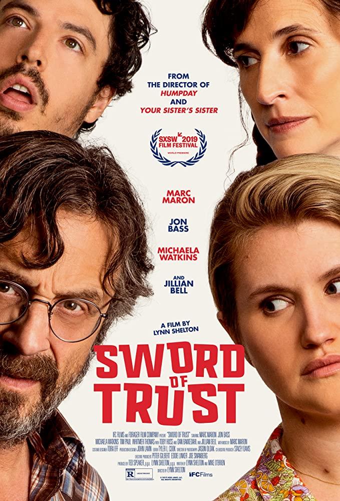 Sword of Trust (2019) [1080p] [WEBRip] [YTS MX]