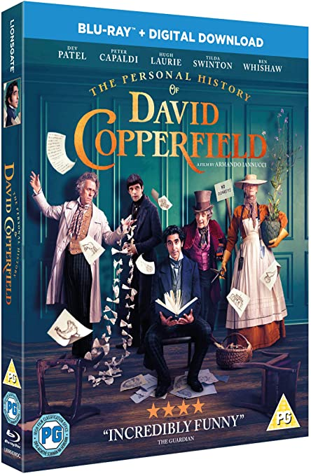 The Personal History of David Copperfield (2019) English 720p WEB-DL x264-DLW