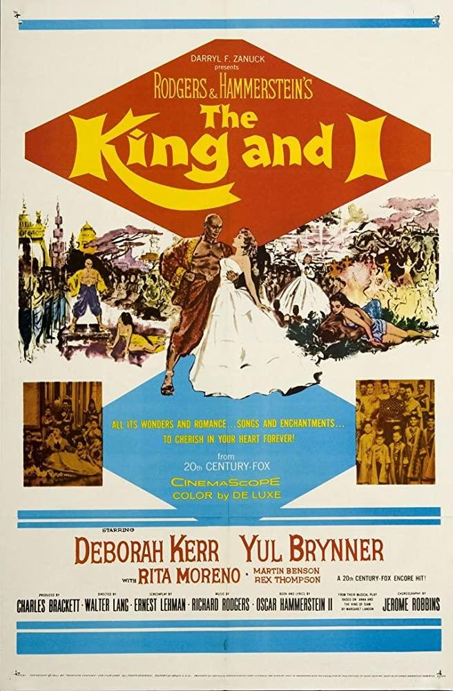 The King and I (1956) [720p] [BluRay] [YTS MX]