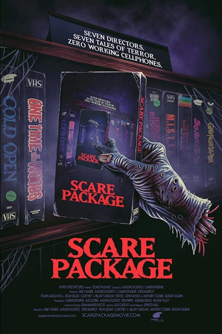 Scare Package (2020) HDRip XviD AC3-EVO
