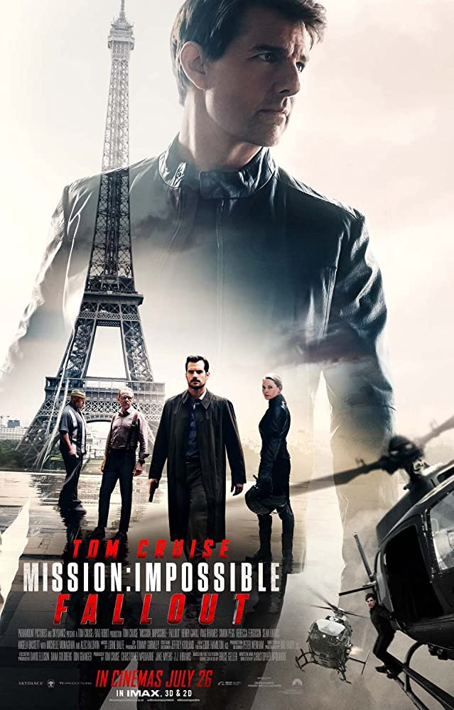Mission Impossible - Fallout (2018) [1080p] [BluRay] [YTS MX]