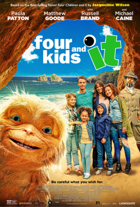 Four Kids and It (2020) BDRip x264-WUTANG