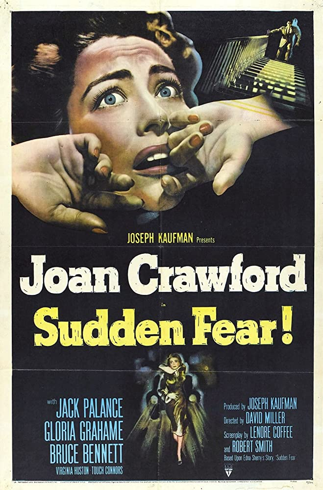 Sudden Fear (1952) [720p] [BluRay] [YTS MX]