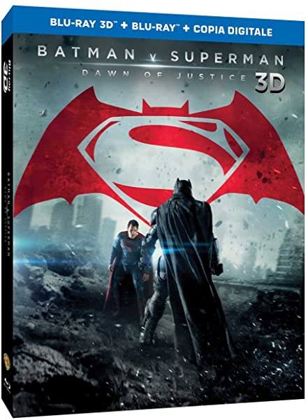 Batman VS Superman Dawn of Jusitce (2016) 3D HSBS 1080p BluRay x264-YTS