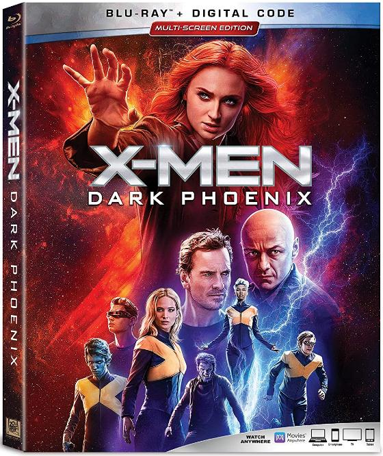 X-Men Dark Phoenix (2019) BRRip XviD B4ND1T69
