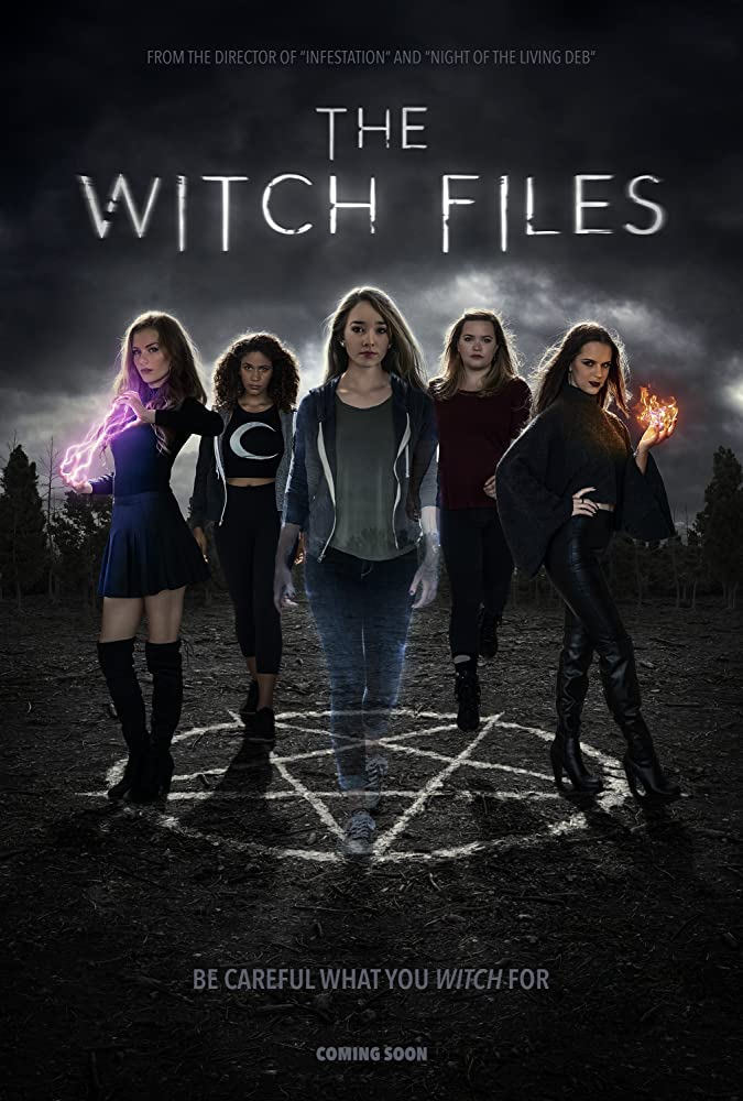 The Witch Files (2018) [720p] [WEBRip] [YTS MX]