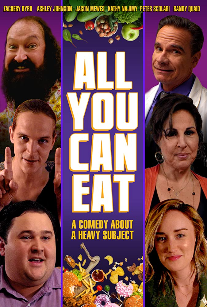 All You Can Eat (2018) [720p] [WEBRip] [YTS MX]