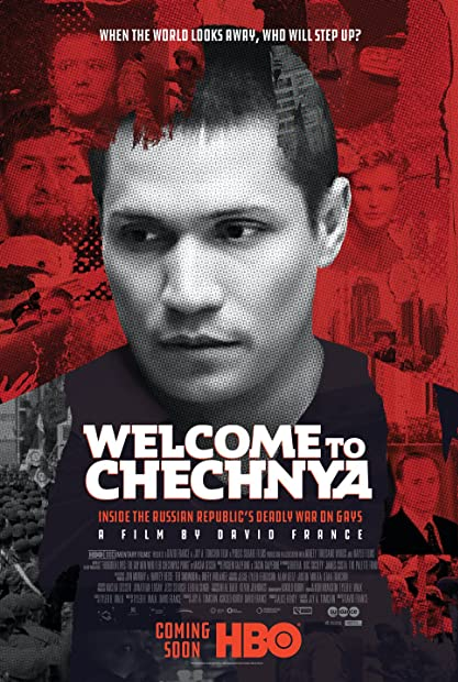 Welcome to Chechnya (2020) 720p AMZN WEBRip 800MB x264-GalaxyRG