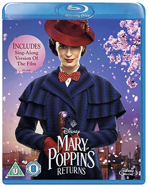Mary Poppins Returns (2018) BRRip XviD B4ND1T69