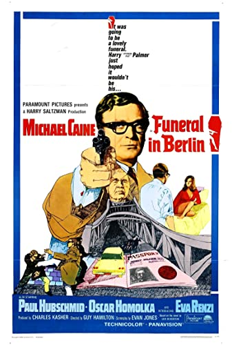 Funeral In Berlin 1966 720p BluRay X264-AMIABLE