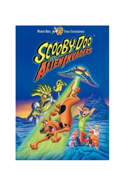Scooby-Doo and the Alien Invaders (2000) (1080p Dvdrip AVS upscale x265 10b ...