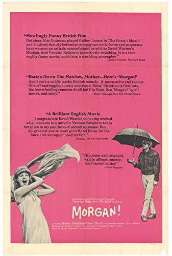 Morgan A Suitable Case For Treatment 1966 BRRip XviD MP3-XVID