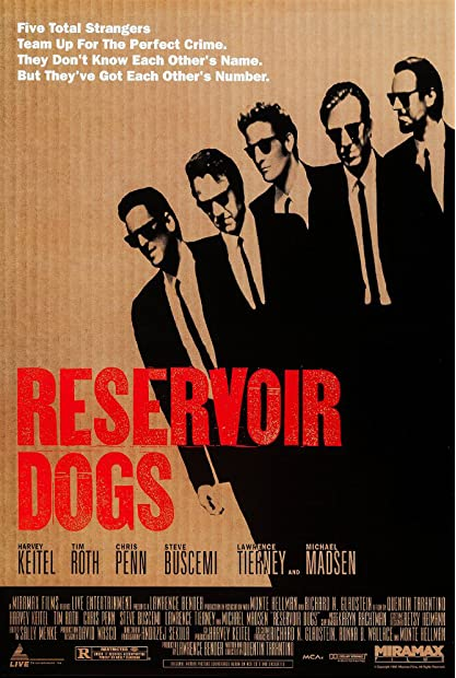 Reservoir Dogs 1992 720p BluRay 999MB HQ x265 10bit-GalaxyRG