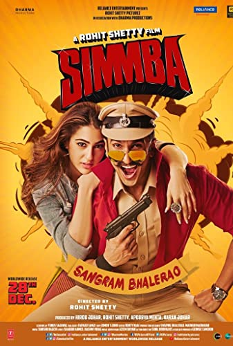 Simmba (2018) [720p] [BluRay] [YTS MX]