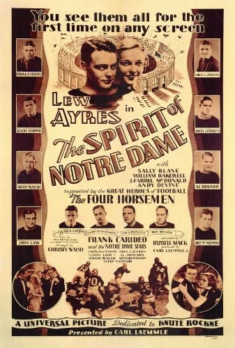 The Spirit Of Notre Dame 1931 1080p WEBRip x265-RARBG