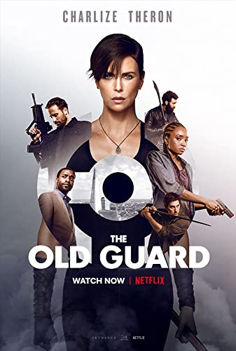 The Old Guard 2020 720p NF WEB-DL DDP5 1 Atmos x264-CMRG