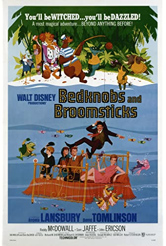Bedknobs And Broomsticks 1971 1080p BluRay x265-RARBG