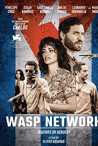 Wasp Network 2019 BRRip XviD MP3-XVID