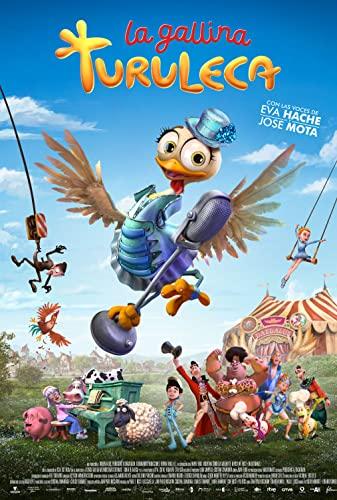 Turu the Wacky Hen 2019 SPANISH 1080p WEBRip x264-VXT