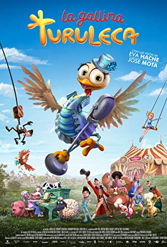 Turu the Wacky Hen 2019 DUBBED WEBRip XviD MP3-XVID