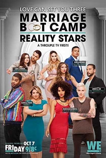 Marriage Boot Camp Reality Stars S17E02 Hip Hop Edition Drama Said Knock You Out 720p HDTV x264-CRiMSON