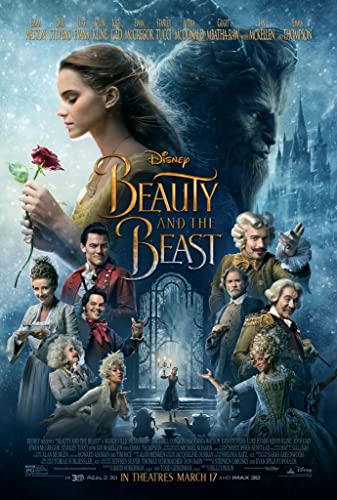 Beauty and the Beast (2017) [1080p 3D] [BluRay] [YTS MX]